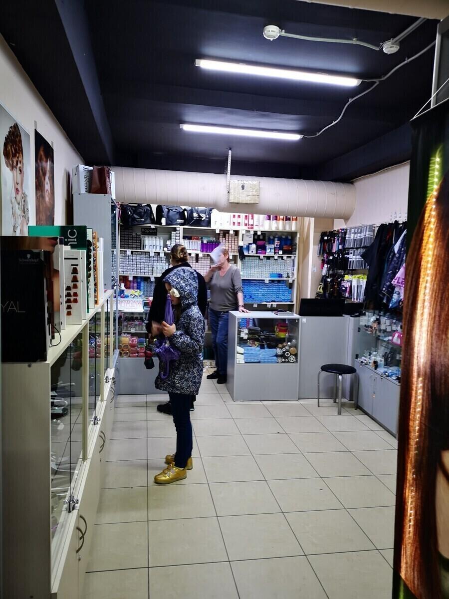 магазин для парикмахера