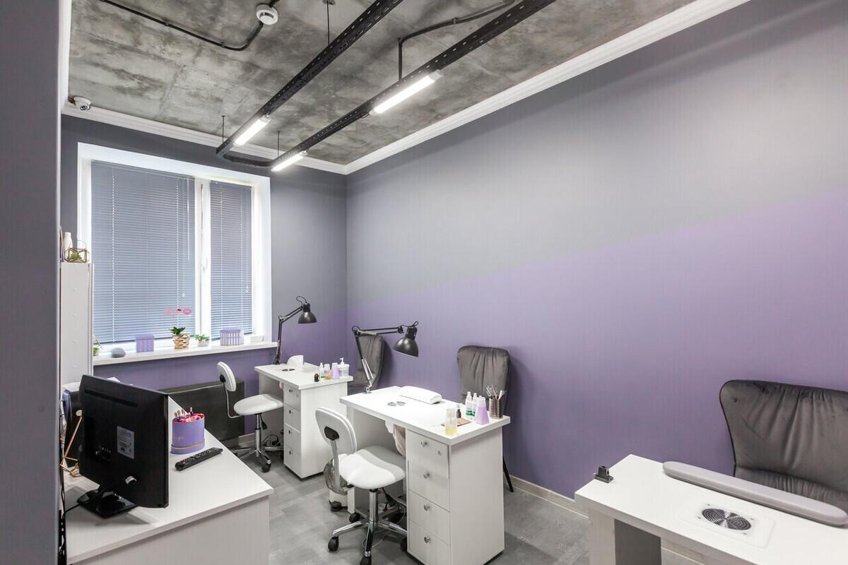 Purple салон 2