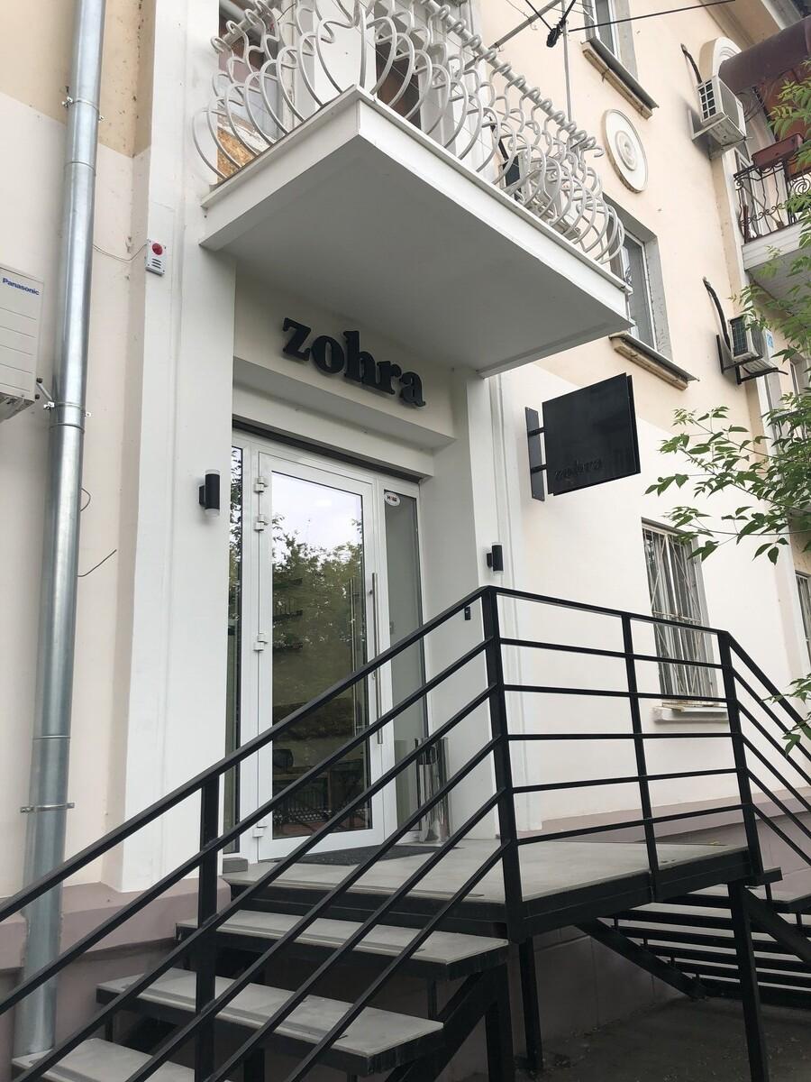 Zohra salon