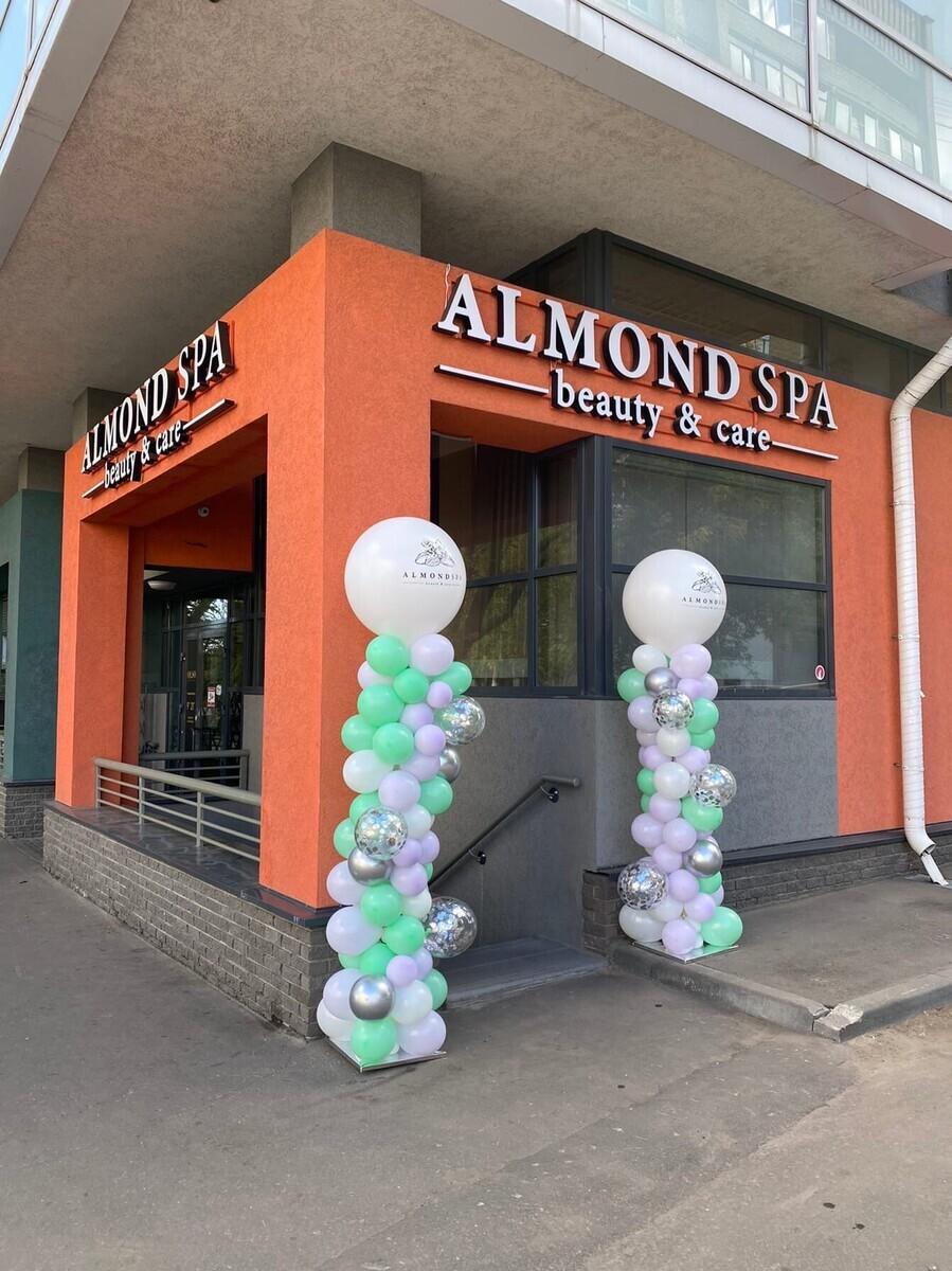 Almond SPA