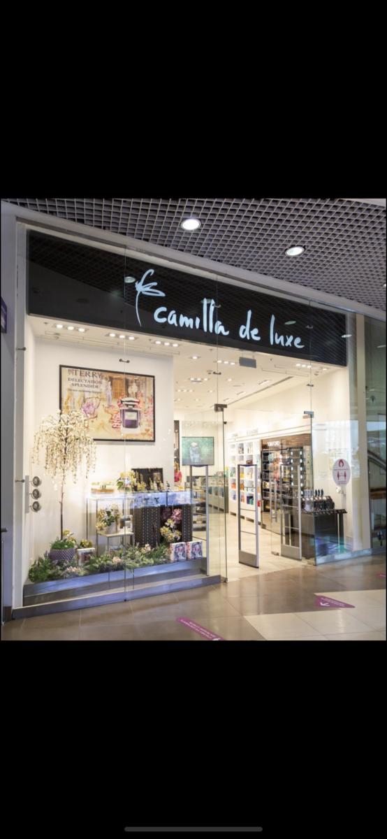 Camilla de luxe