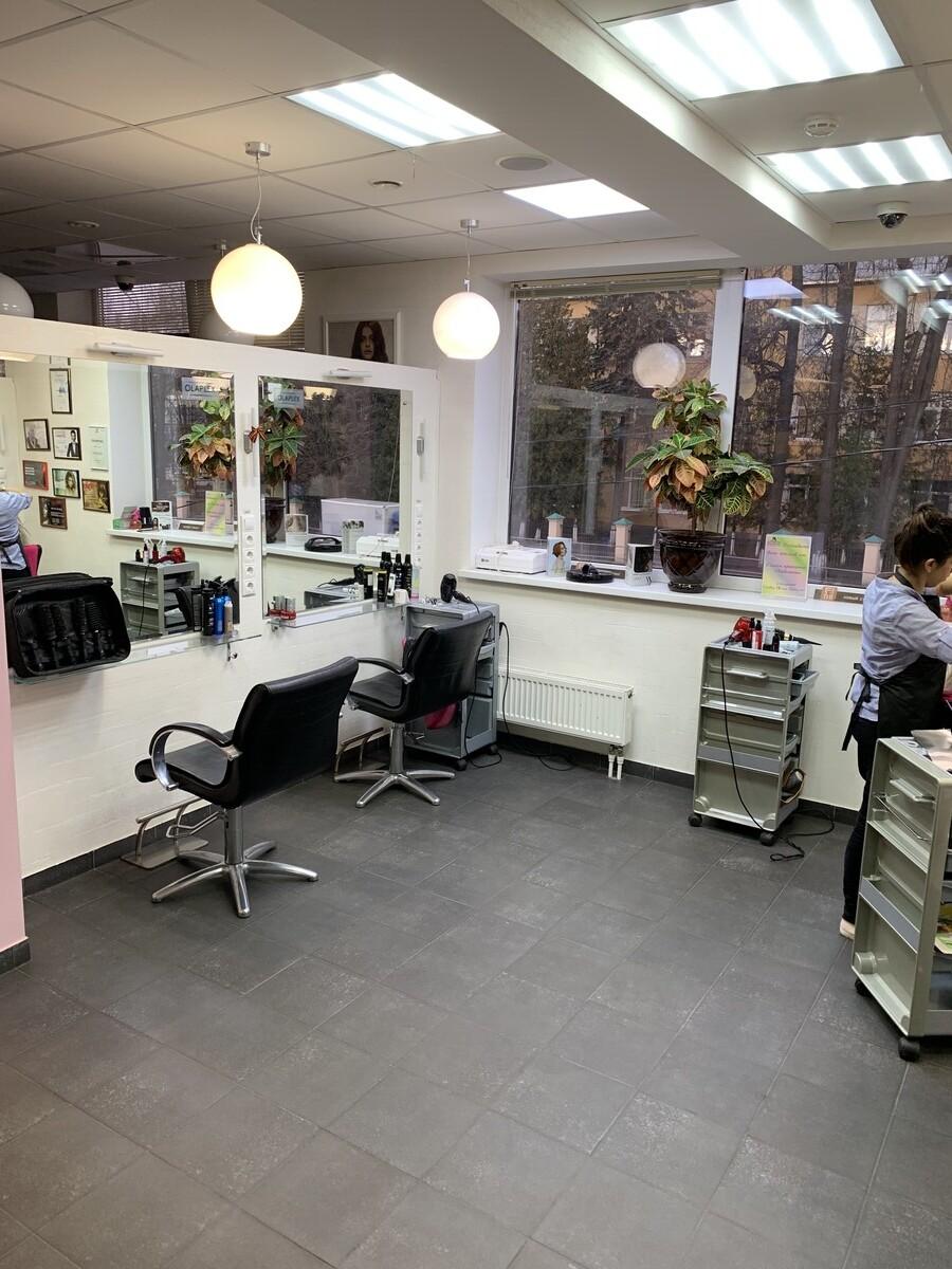 Завиток школа парикмахерского искусства