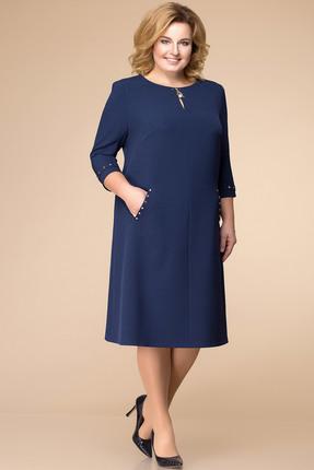 Платье Romanovich style 1-1729 синий