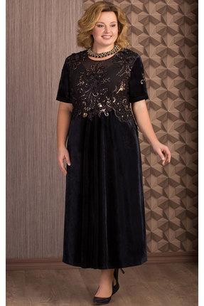 Платье Aira Style 651 черный
