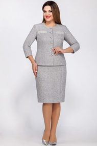 Комплект юбочный LaKona 1165 серый