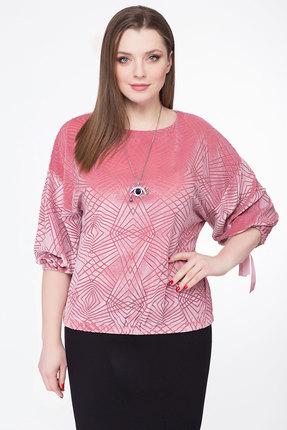 Блузка Дали 5301 розовый фото