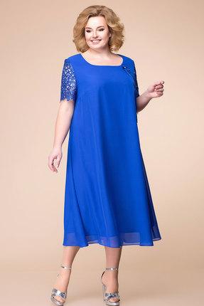 Платье Romanovich style 1-1600 синий фото