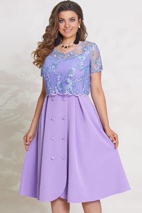 Платье Vittoria Queen 5953/5 сиреневый