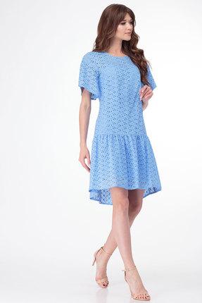Платье Lady Three Stars 1947 голубой