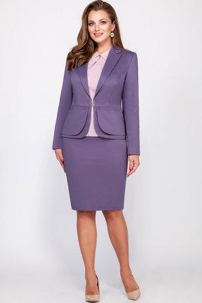 Комплект юбочный LaKona 914а королевский пурпур