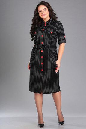 Платье FoxyFox 42 черный