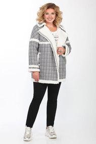 Куртка Matini 21345 серо-белые тона