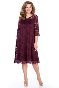 Платье TEZA 249 сиреневый