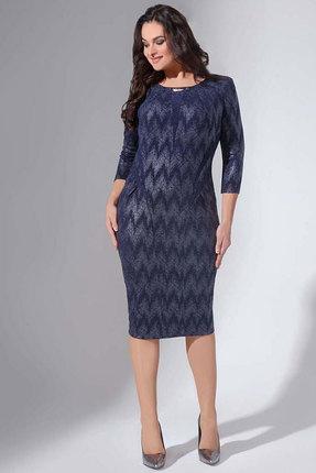 Платье Avanti Erika 892-1 синий