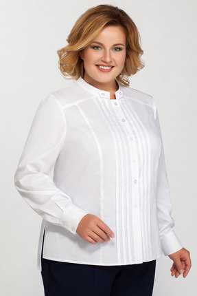 Блузка LaKona 1157а белый