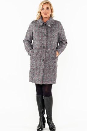 Пальто Bugalux 483 сине-серый
