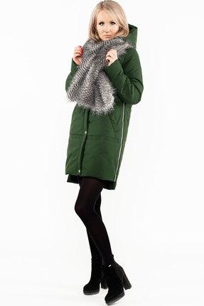 Пальто Bugalux 417а хаки