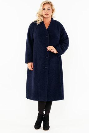 Пальто Bugalux 939а синий