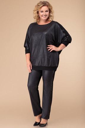 Комплект брючный Svetlana Style 1290 черный