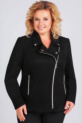 Куртка Асолия 3022 чёрный