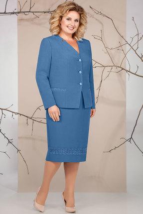 Комплект юбочный Ivelta plus 2480 синий