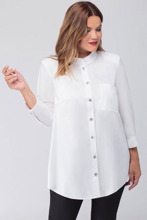 Блузка Дали 5393 белый