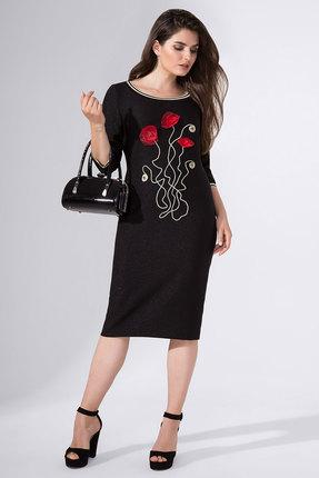 Платье Avanti Erika 845 черный