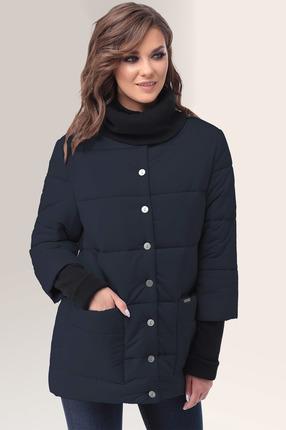 Куртка LeNata 11044 темно-синй