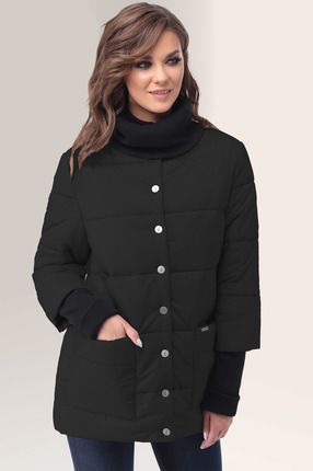 Куртка LeNata 11044 черный