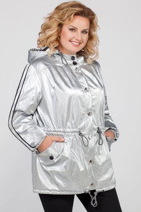 Куртка LaKona 1250 серебро фото