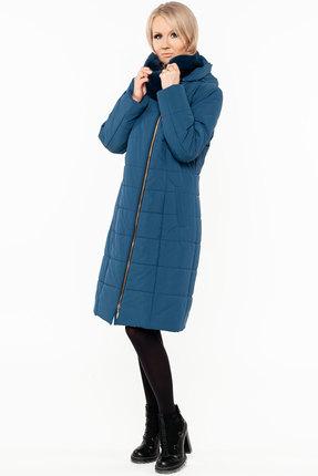 Пальто Bugalux 937а изумрудный