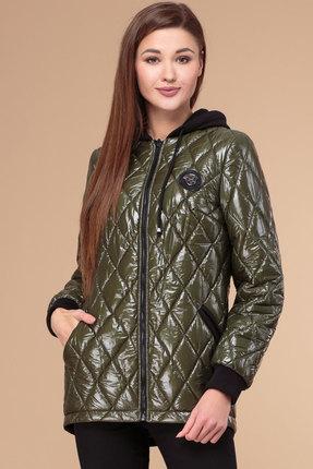 Куртка Svetlana Style 1326 хаки