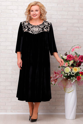 Платье Aira Style 711 черный