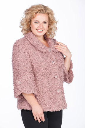 Жакет TricoTex Style 1510 розовый фото