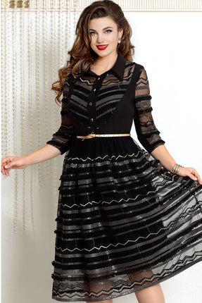 Платье Vittoria Queen 10303 черный