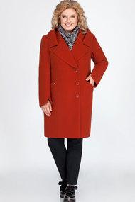 Пальто LaKona 1260 терракотовый