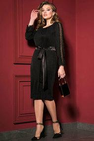 Платье JeRusi 19136 черный