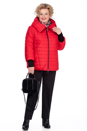 Куртка Pretty 954 красный