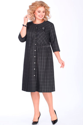 Платье Matini 31331 серый фото