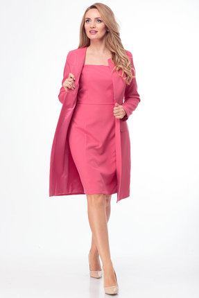 Комплект плательный Anelli 734 розовый