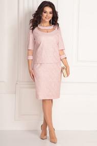 Платье Solomeya Lux 637 розовый