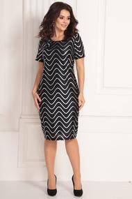 Платье Solomeya Lux 660 темно-синий
