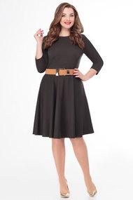 Платье Дали 5439 коричневый