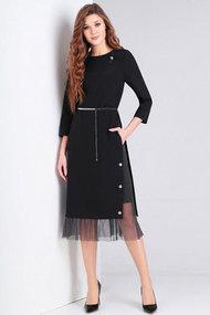 Платье Милора-Стиль 767 черный