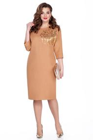 Платье TEZA 125 песочный
