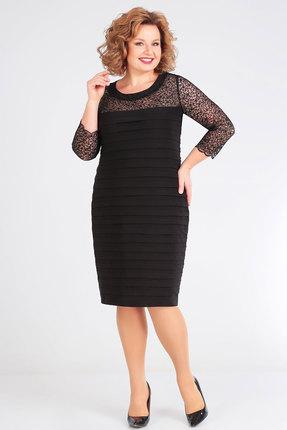 Платье SWALLOW 227 черный