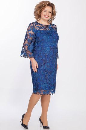 Платье LaKona 969-1 синий
