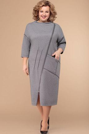 Платье Svetlana Style 1350 серый
