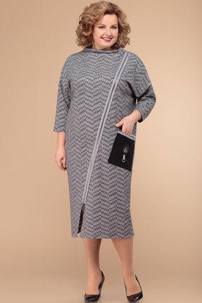 Платье Svetlana Style 1355 серый