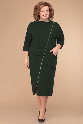 Платье Svetlana Style 1349 зеленый